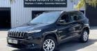 Jeep Cherokee 2.2 MULTIJET 185CH LONGITUDE ACTIVE DRIVE I BVA S/S Noir à GUER 56