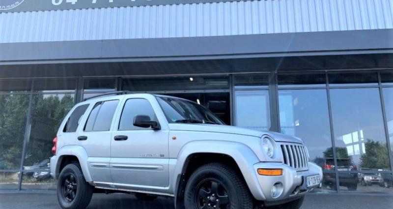 Jeep Cherokee KJ 3.7 L V6 211 CV BVA Limited Gris occasion à MONISTROL SUR LOIRE