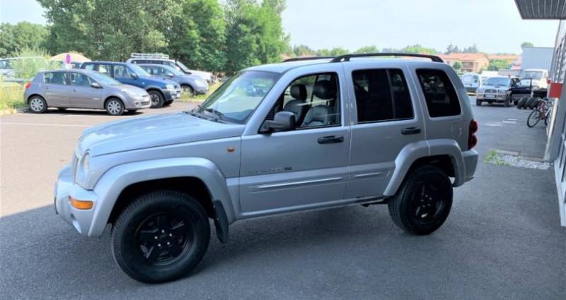 Jeep Cherokee KJ 3.7 L V6 211 CV BVA Limited Gris occasion à MONISTROL SUR LOIRE - photo n°4