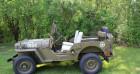 Jeep CJ CJ 1948 prix tout compris Vert à PONTAULT COMBAULT 77