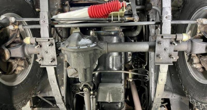 Jeep CJ CJ 4.2l 44 réhausse jante 17p 1985 prix tout compris Marron occasion à PONTAULT COMBAULT - photo n°5