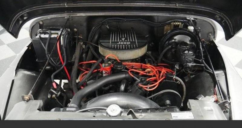 Jeep CJ CJ 4x4 renegade 1978 prix tout compris Gris occasion à PONTAULT COMBAULT - photo n°6