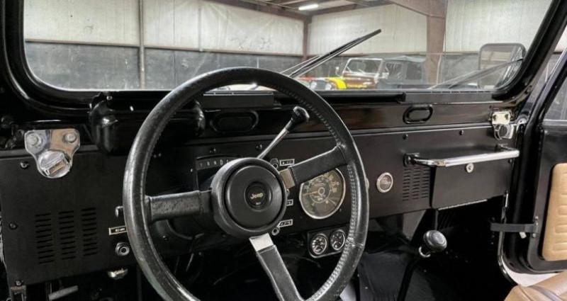 Jeep CJ CJ Renegade 304ci v8 1980 prix tout compris Noir occasion à PONTAULT COMBAULT - photo n°2
