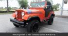 Jeep CJ CJ Renegade 4x4 1980 prix tout compris Rouge à PONTAULT COMBAULT 77