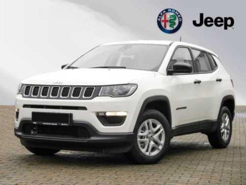 Jeep Compass 1.4 MultiAir 140 ch Blanc occasion à Beaupuy