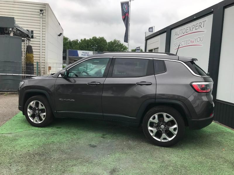 Jeep Compass 1.4 MultiAir II 140ch Limited 4x2 Euro6d-T  occasion à Toulouse - photo n°2