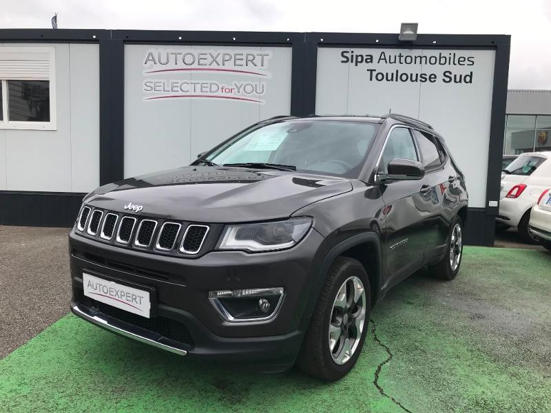 Jeep Compass 1.4 MultiAir II 140ch Limited 4x2 Euro6d-T  occasion à Toulouse