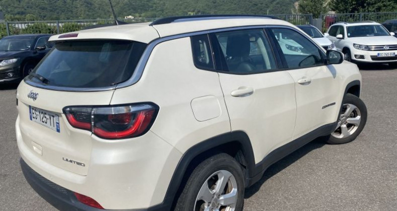 Jeep Compass 1.4 MULTIAIR II 140CH LIMITED 4X2 Blanc occasion à VOREPPE - photo n°2