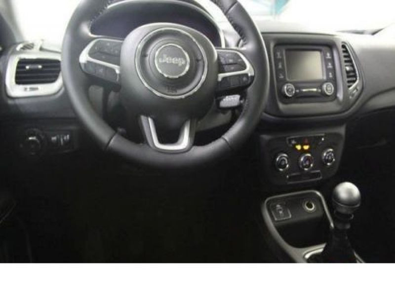 Jeep Compass 1.6 MultiJet 120 ch Rouge occasion à Beaupuy - photo n°6