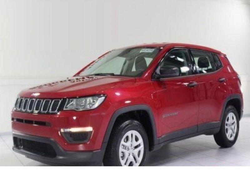 Jeep Compass 1.6 MultiJet 120 ch Rouge occasion à Beaupuy