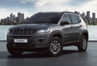 Voiture neuve Jeep Compass 1.6 MultiJet II 120ch Basket Series with LNB 4x2 Euro6d-T