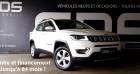 Jeep Compass II 2.0 MultiJet II 140ch Limited 4x4 Blanc à Diebling 57