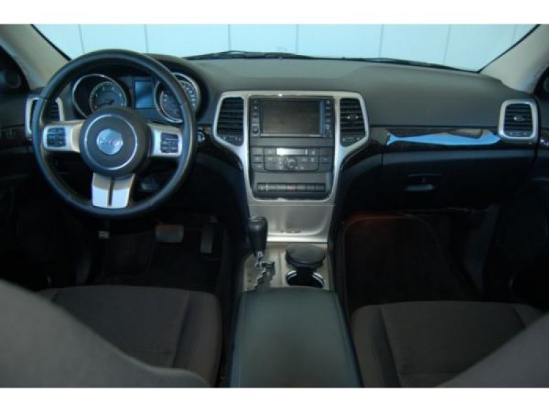 Jeep Grand Cherokee 3.0 CRD Laredo Noir occasion à Beaupuy