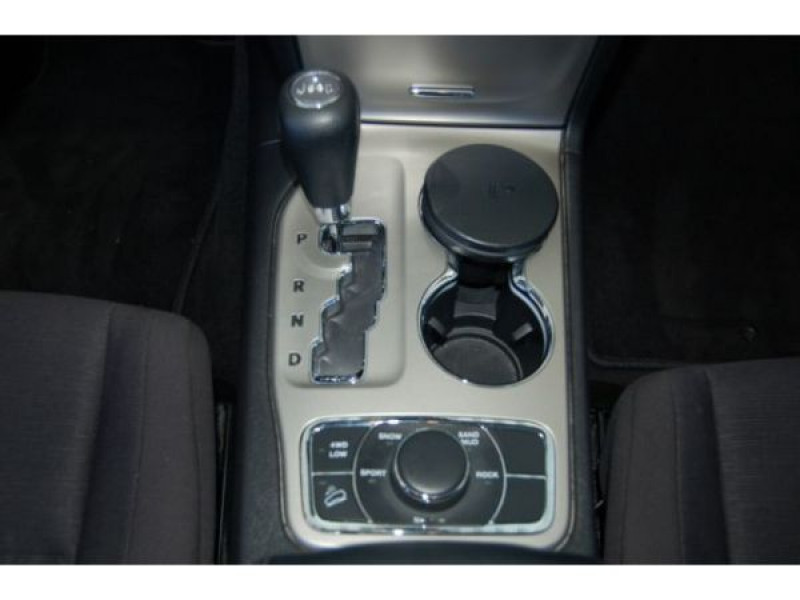 Jeep Grand Cherokee 3.0 CRD Laredo Noir occasion à Beaupuy - photo n°5