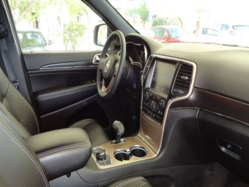 Jeep Grand Cherokee 3.0 CRD Limited 250 ch Noir occasion à Beaupuy - photo n°3
