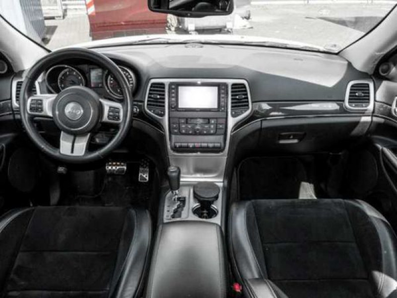 Jeep Grand Cherokee 3.0 CRD Limited Blanc occasion à Beaupuy