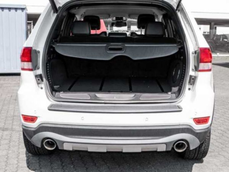 Jeep Grand Cherokee 3.0 CRD Limited Blanc occasion à Beaupuy - photo n°7