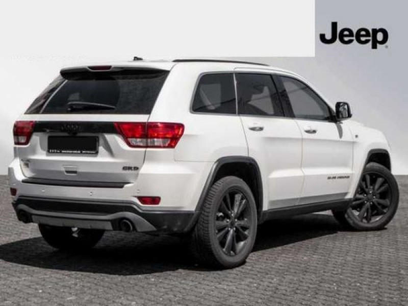 Jeep Grand Cherokee 3.0 CRD Limited Blanc occasion à Beaupuy - photo n°2