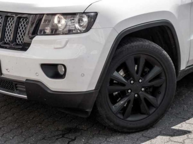 Jeep Grand Cherokee 3.0 CRD Limited Blanc occasion à Beaupuy - photo n°8