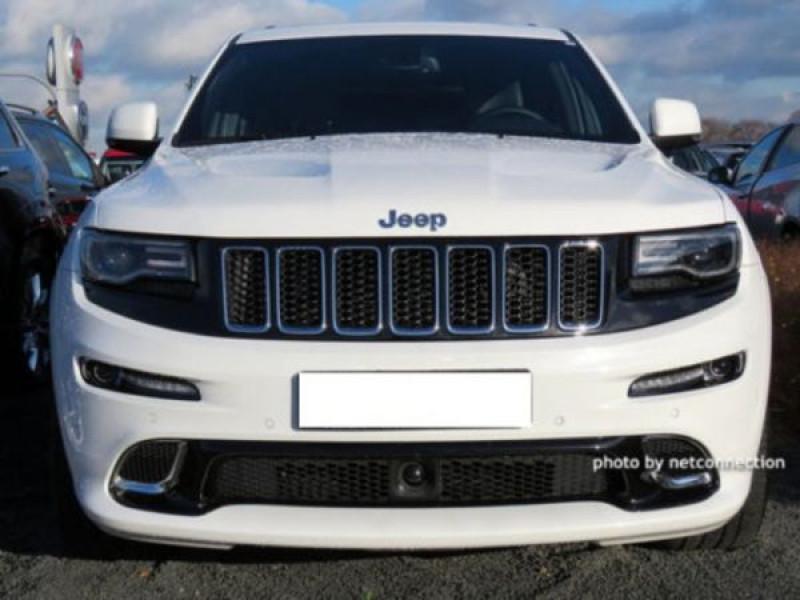 Jeep Grand Cherokee 6.4 SRT Blanc occasion à Beaupuy - photo n°6