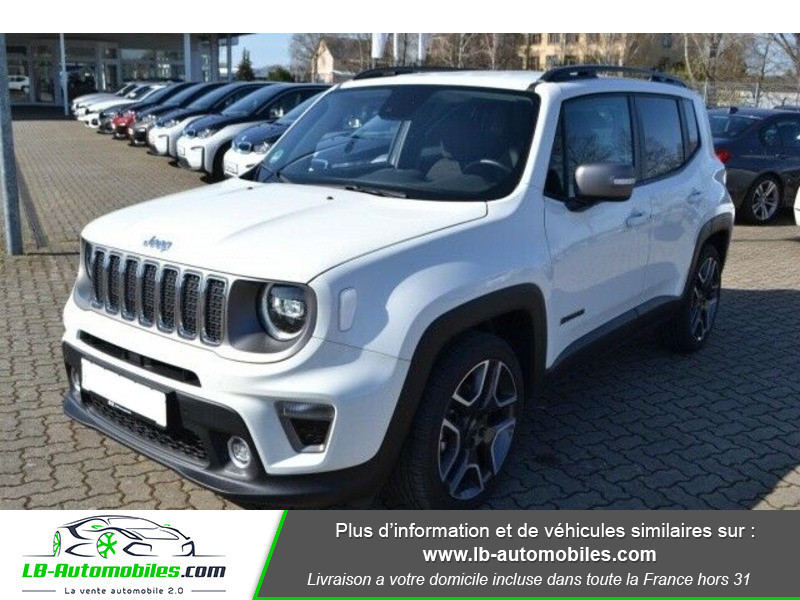 Jeep Renegade 1.0 GSE T3 120 ch 4x4 BVM6 Blanc occasion à Beaupuy