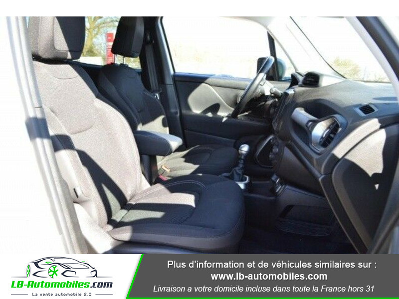 Jeep Renegade 1.0 GSE T3 120 ch 4x4 BVM6 Blanc occasion à Beaupuy - photo n°6