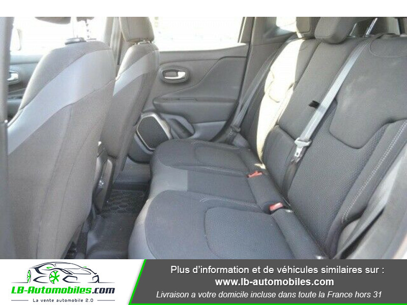 Jeep Renegade 1.0 GSE T3 120 ch 4x4 BVM6 Blanc occasion à Beaupuy - photo n°5