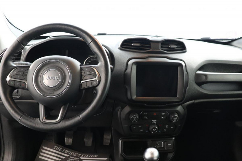 Jeep Renegade 1.0 GSE T3 120 ch BVM6 Limited Noir occasion à Saint-Herblain - photo n°4