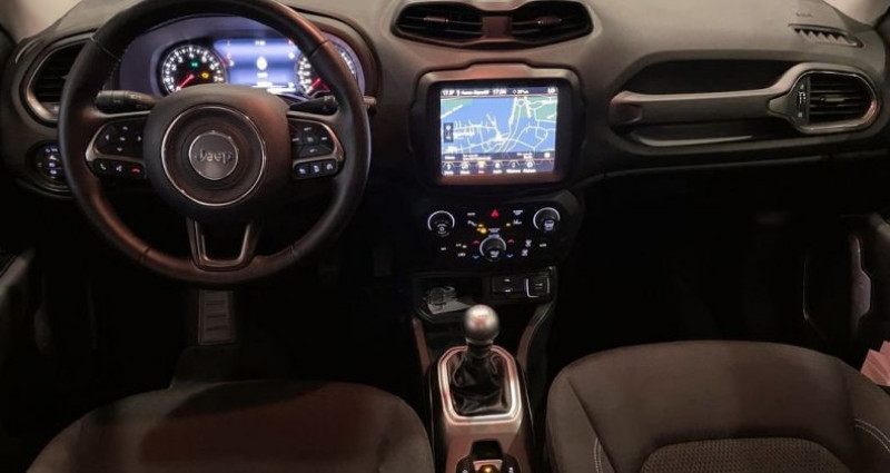 Jeep Renegade 1.0 GSE T3 120ch Limited Blanc occasion à Bastia - photo n°4