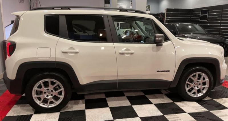 Jeep Renegade 1.0 GSE T3 120ch Limited Blanc occasion à Bastia - photo n°2