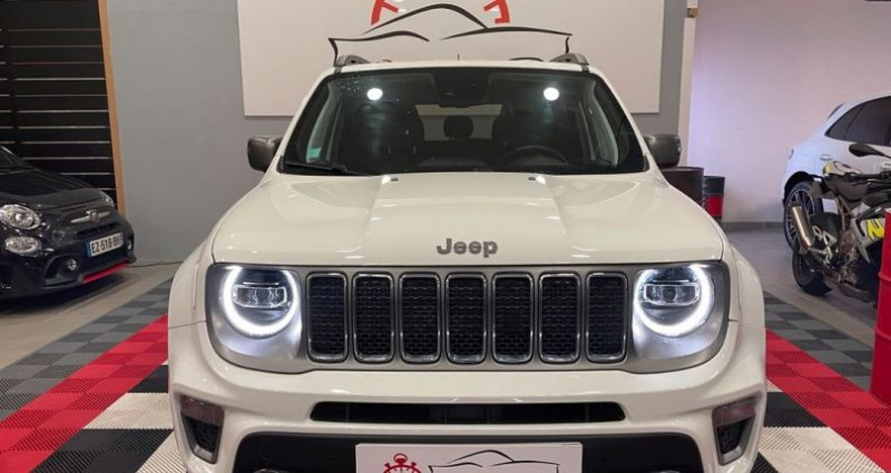 Jeep Renegade 1.0 GSE T3 120ch Limited Blanc occasion à Bastia
