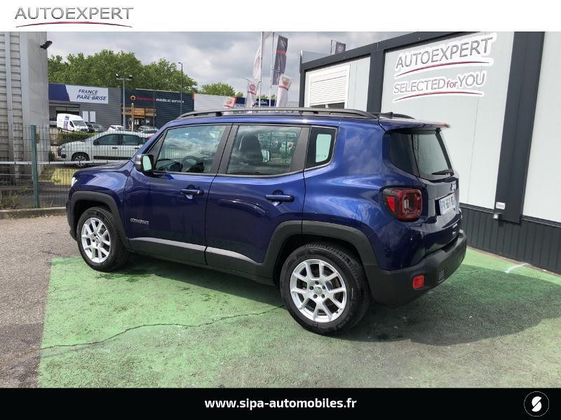 Jeep Renegade 1.0 GSE T3 120ch Limited  occasion à Toulouse - photo n°2