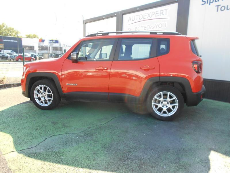 Jeep Renegade 1.0 GSE T3 120ch Limited Orange occasion à Toulouse - photo n°14