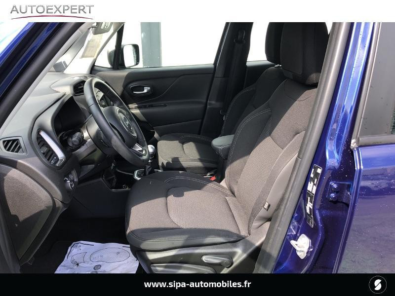 Jeep Renegade 1.0 GSE T3 120ch Limited  occasion à Toulouse - photo n°7