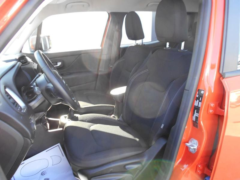 Jeep Renegade 1.0 GSE T3 120ch Limited Orange occasion à Toulouse - photo n°17