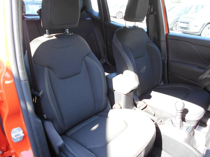 Jeep Renegade 1.0 GSE T3 120ch Limited Orange occasion à Toulouse - photo n°8