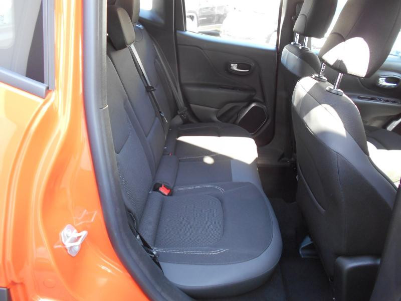 Jeep Renegade 1.0 GSE T3 120ch Limited Orange occasion à Toulouse - photo n°13