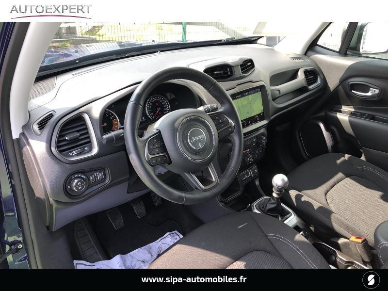 Jeep Renegade 1.0 GSE T3 120ch Limited  occasion à Toulouse - photo n°15