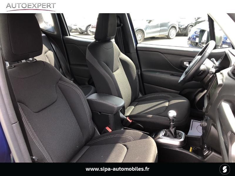 Jeep Renegade 1.0 GSE T3 120ch Limited  occasion à Toulouse - photo n°13