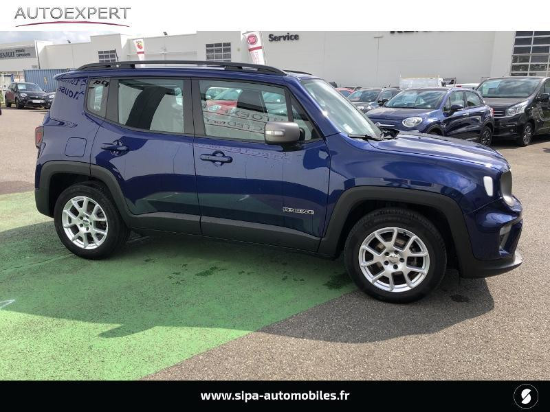 Jeep Renegade 1.0 GSE T3 120ch Limited  occasion à Toulouse - photo n°11