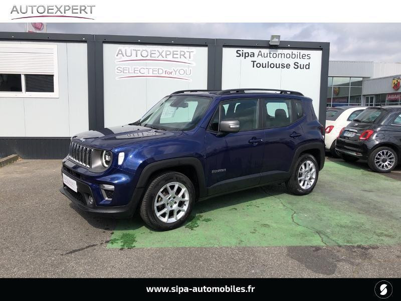 Jeep Renegade 1.0 GSE T3 120ch Limited  occasion à Toulouse