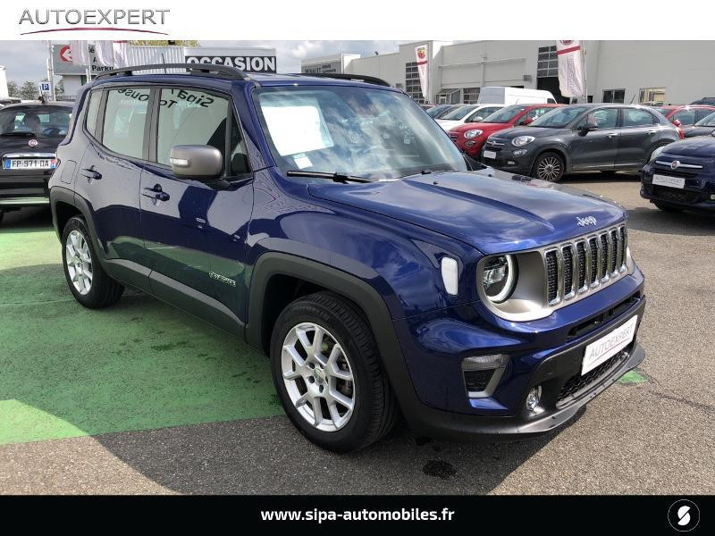 Jeep Renegade 1.0 GSE T3 120ch Limited  occasion à Toulouse - photo n°10