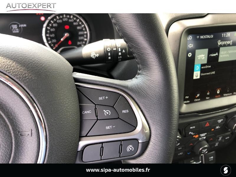Jeep Renegade 1.0 GSE T3 120ch Limited  occasion à Toulouse - photo n°18