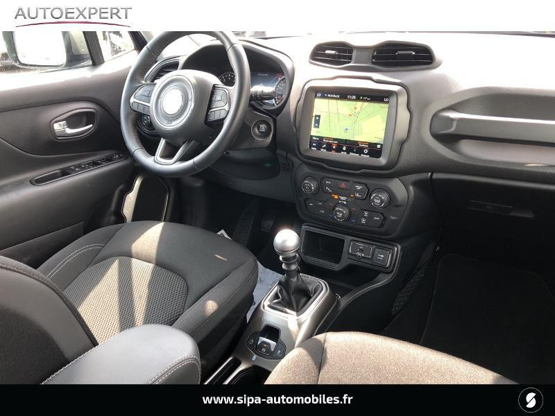 Jeep Renegade 1.0 GSE T3 120ch Limited  occasion à Toulouse - photo n°3