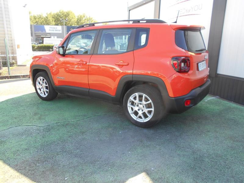 Jeep Renegade 1.0 GSE T3 120ch Limited Orange occasion à Toulouse - photo n°2