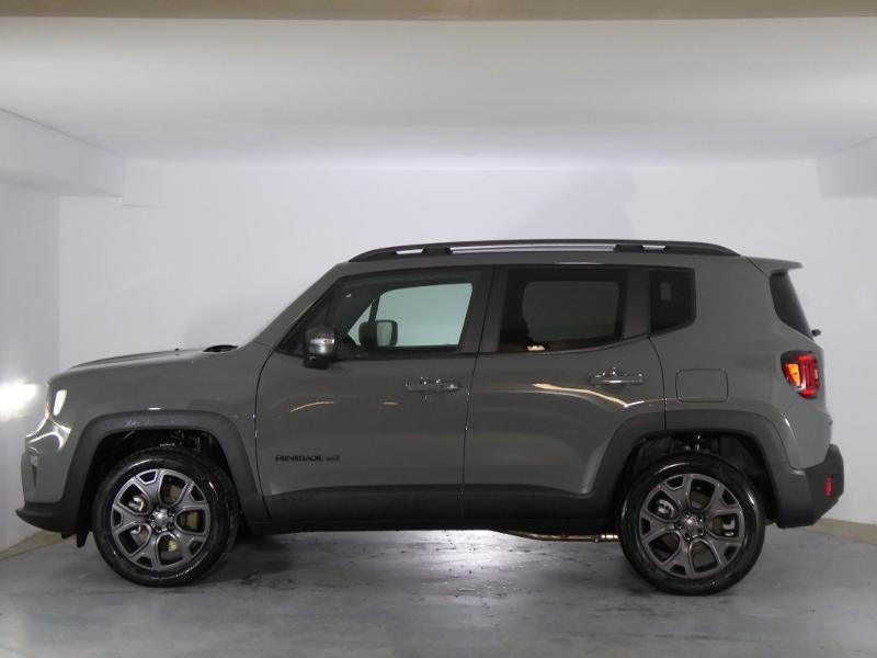 Jeep Renegade 1.3 GSE T4 190ch 4xe 80th Anniversary AT6 MY21  occasion à PERPIGNAN - photo n°4