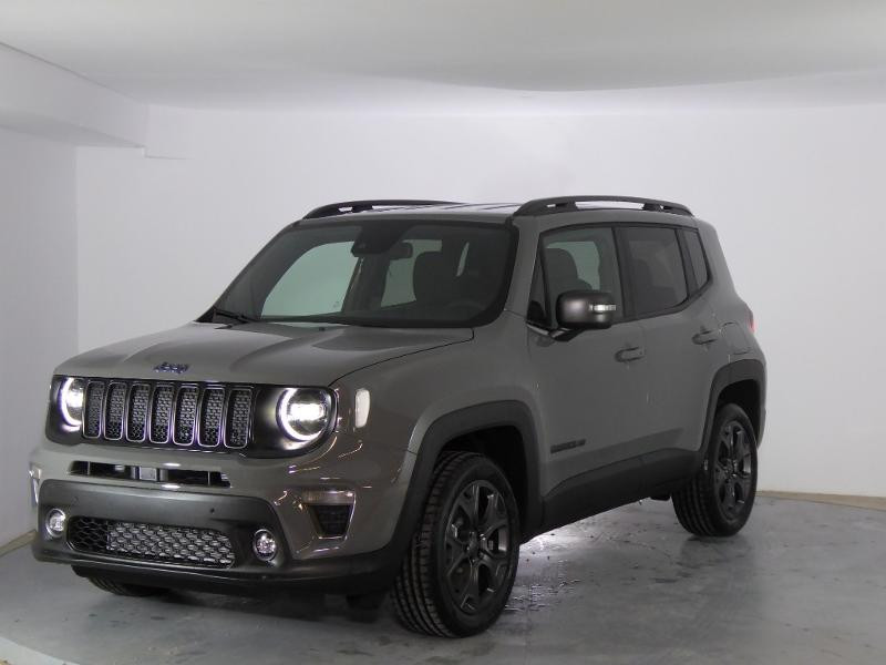 Jeep Renegade 1.3 GSE T4 190ch 4xe 80th Anniversary AT6 MY21  occasion à PERPIGNAN - photo n°3