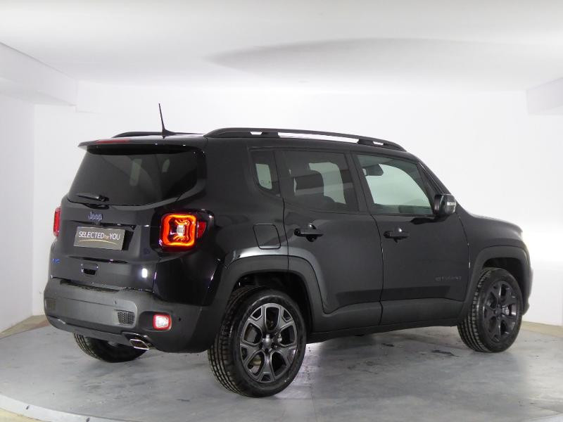 Jeep Renegade 1.3 GSE T4 190ch 4xe 80th Anniversary AT6 MY21 Noir occasion à PERPIGNAN - photo n°5