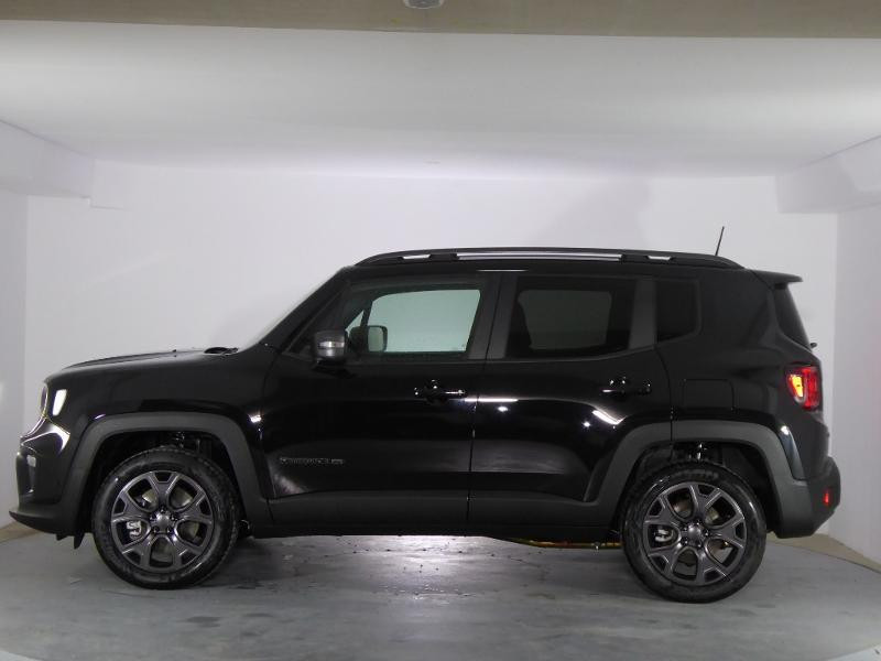 Jeep Renegade 1.3 GSE T4 190ch 4xe 80th Anniversary AT6 MY21 Noir occasion à PERPIGNAN - photo n°4