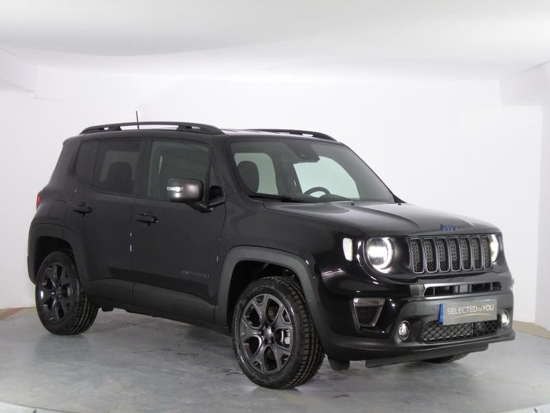 Jeep Renegade 1.3 GSE T4 190ch 4xe 80th Anniversary AT6 MY21 Noir occasion à PERPIGNAN